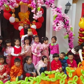 Joint-Parent Chinese New Year Celebration 2017