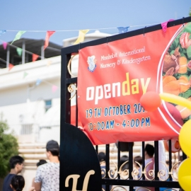 Open Day 19 Oct 2019